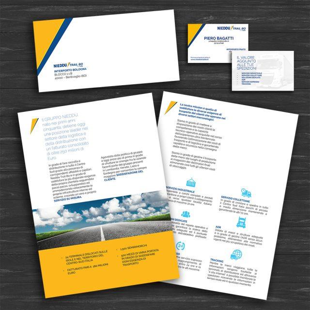 Immagine Coordinata Aziendale | Newton Software Solutions & Communications