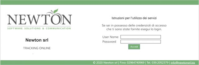 Tracking Online | Newton Software Solutions & Communications