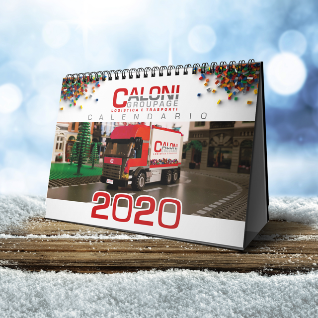 Calendario Caloni Groupage