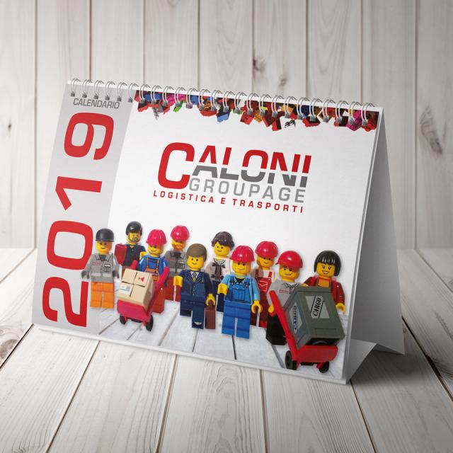 Calendario Caloni Groupage | Newton Software Solutions & Communications