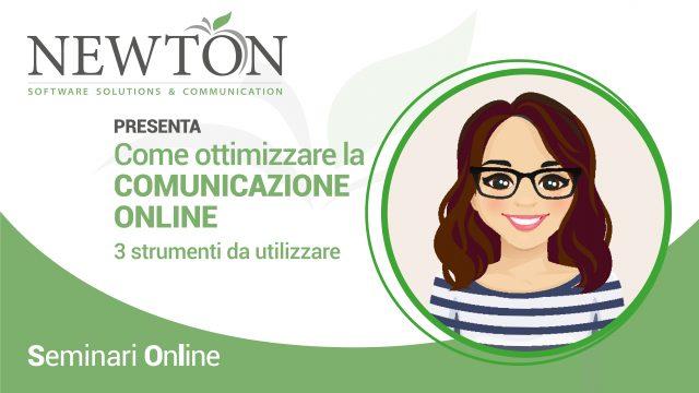 Ottimizzare Comunicazione Online | Newton