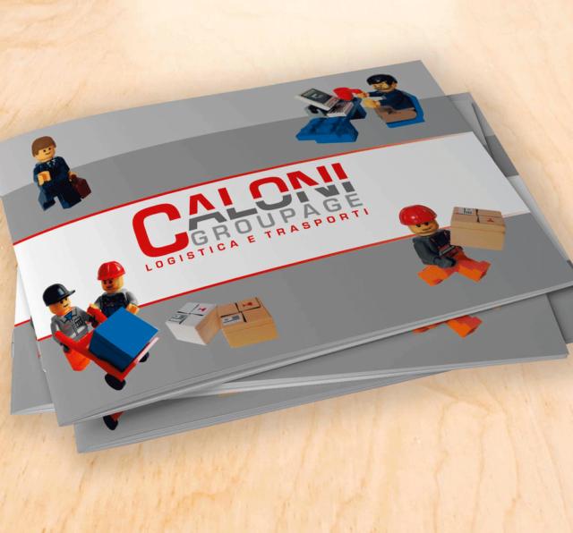 Brochure Caloni Groupage