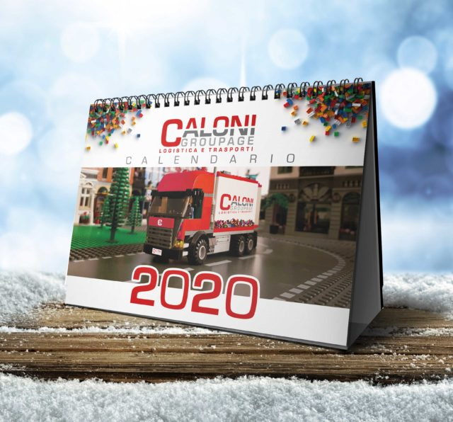 Calendario 2020 Caloni Groupage